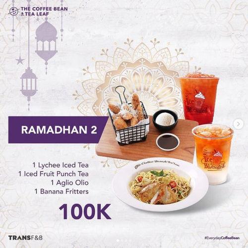 Coffee Bean Promo Ramadhan (29934177) di Kota Jakarta Selatan