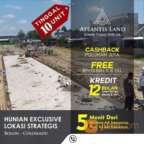 Tanah Kavling Exclusive Lokasi Dekat Kota Solo (29943467) di Kota Surakarta