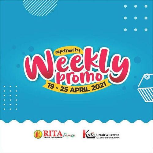 Rita Pasaraya Weekly Promo (29949068) di Kab. Cilacap