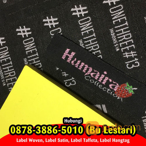PABRIK 087838865010 Tempat Bikin Label Baju Boyolali (29952977) di Kota Banda Aceh