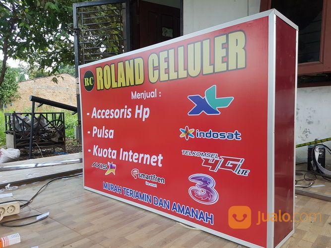 NeonBox 120 X 80cm (29959464) di Kota Medan