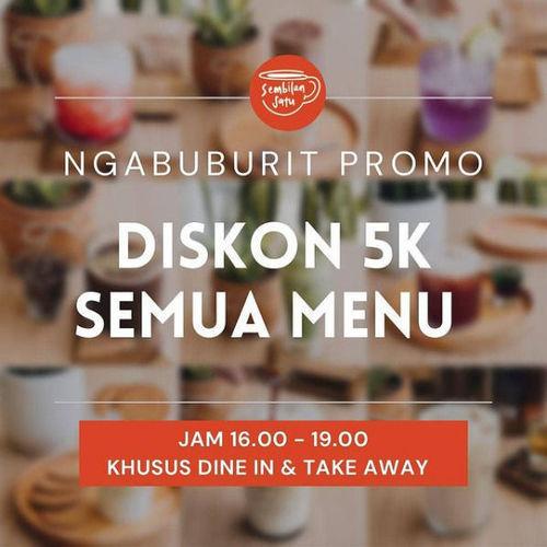 Kopi 91 Ngabuburit Promo (29964479) di Kota Bandung