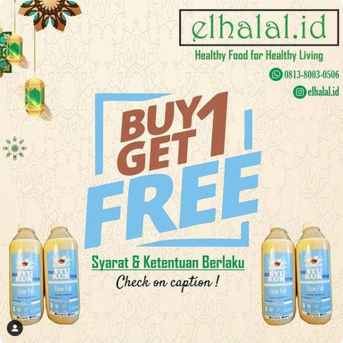 Susu Kurma Bandung Buy 1 Get 1 (29966551) di Kota Bandung