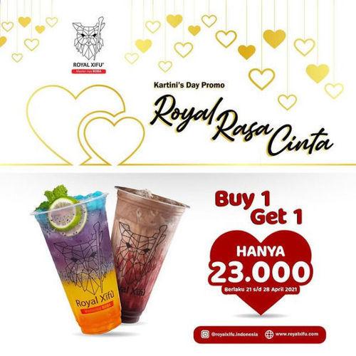 Royal Xifu Kartini's Day Promo (29966697) di Kota Jakarta Timur