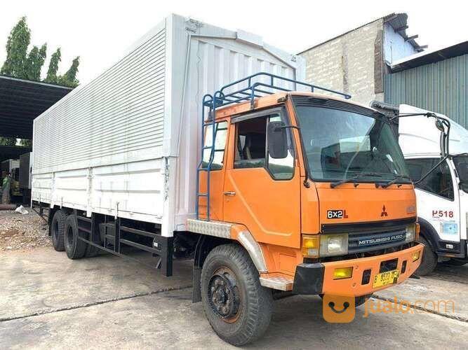 Rental Sewa 6 Bulan / Tahun Fuso Hino Tronton 6x2 Wingbox Wing Box DLL (29966844) di Kota Jakarta Utara