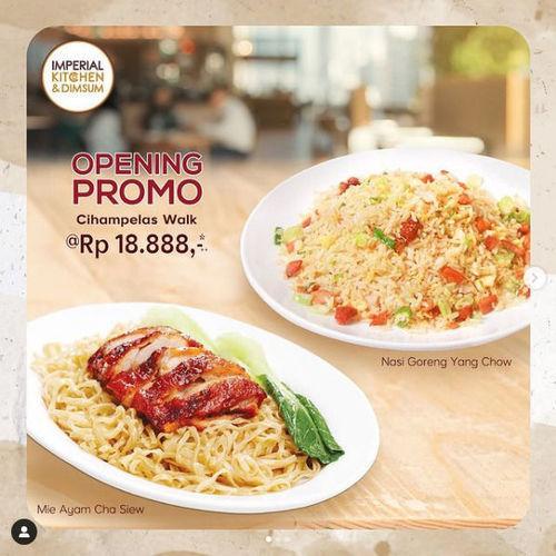 Imperial Kitchen Opening Promo (29966971) di Kota Bandung