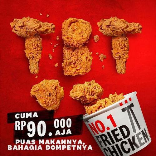 KFC Promo TBT Cuma 90K (29967581) di Kota Jakarta Selatan