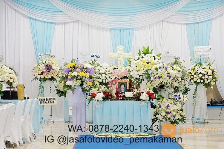 Fotografer Video Acara Duka Cita Kedukaan Pemakaman (29976087) di Kota Jakarta Barat