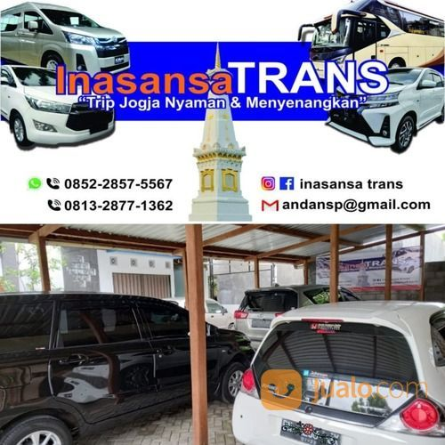 PANTAI JOGAN | Rental New Avanza Facelfit Innova Reborn Inasansa Trans (29979520) di Kota Yogyakarta
