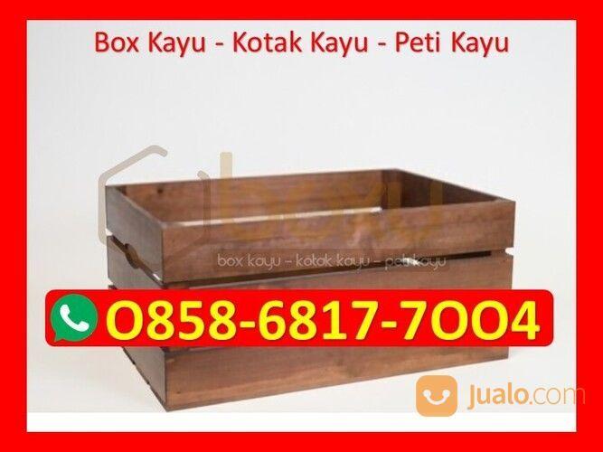 O858-68I7-7OO4 Harga Kotak Kayu Tempat Buah Surabaya (29982196) di Kota Magelang
