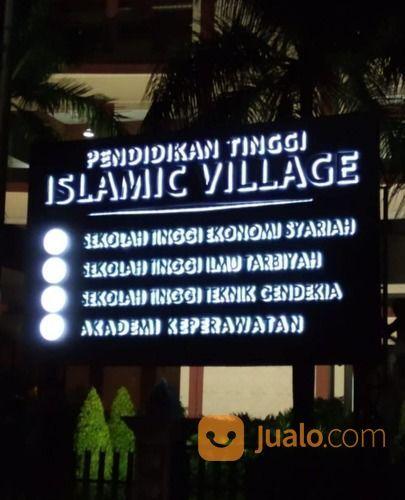 JASA PEMBUATAH HURUF TIMBUL AKRILIK MURAH BOGOR (29986084) di Kota Tangerang