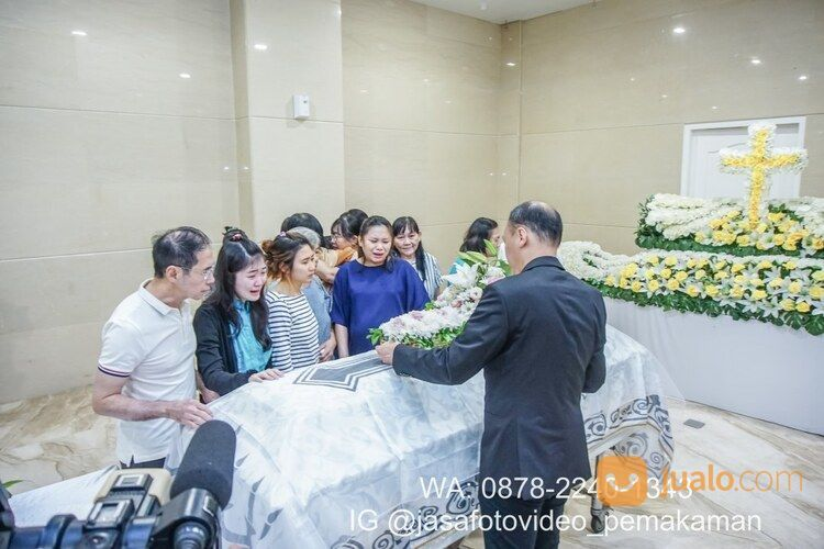 Fotografer Acara Pemakaman Duka Cita Di Rumah Duka Jakarta (29987104) di Kota Jakarta Pusat