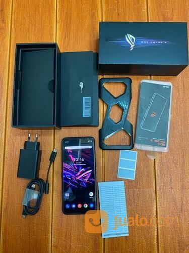 Asus Rog Phone 3 8/128gb (29988635) di Kota Jakarta Selatan