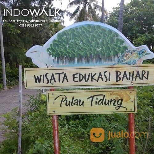 Wisata Pulau Tidung Kepulauan Seribu Indowalk (29990566) di Kab. Kep. Seribu