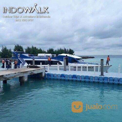 Trip Wisata Pulau Tidung Indowalk (29990569) di Kab. Kep. Seribu