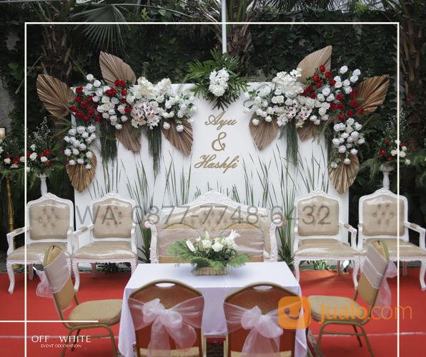 PROMO Dekorasi Wedding / Dekorasi Nikah / Wedding Decoration (29991205) di Kota Jakarta Timur