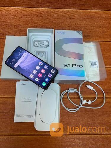 Vivo S1 Pro 8/128gb Fullset (29995873) di Kota Jakarta Selatan