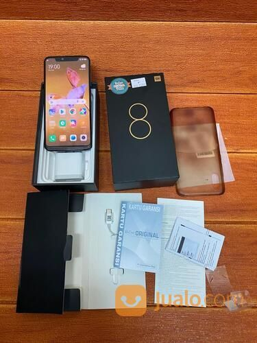 Xiaomi Mi 8 Pro 8/128gb (29996409) di Kota Jakarta Selatan