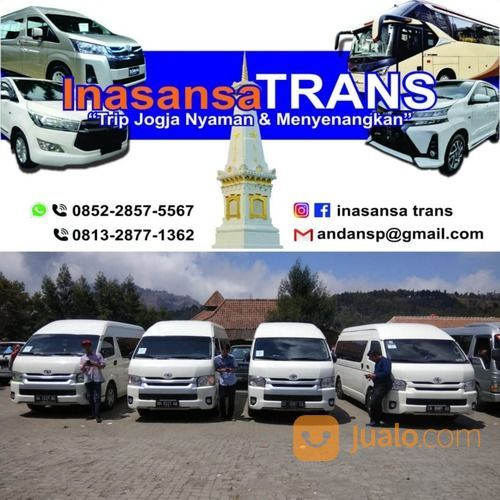 PANTAI KESIRAT    Rental Avanza Facelift Innova Reborn Inasansa Trans (30000387) di Kota Yogyakarta