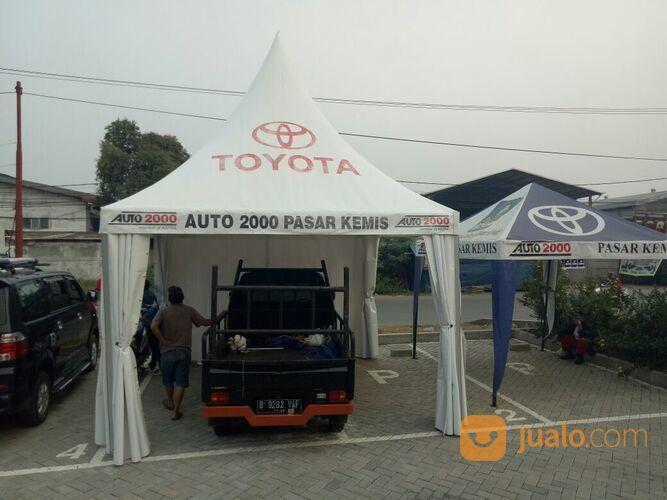 TENDA KERUCUT UNTUK EVENT ATAU BAZAR (30000693) di Kota Tangerang