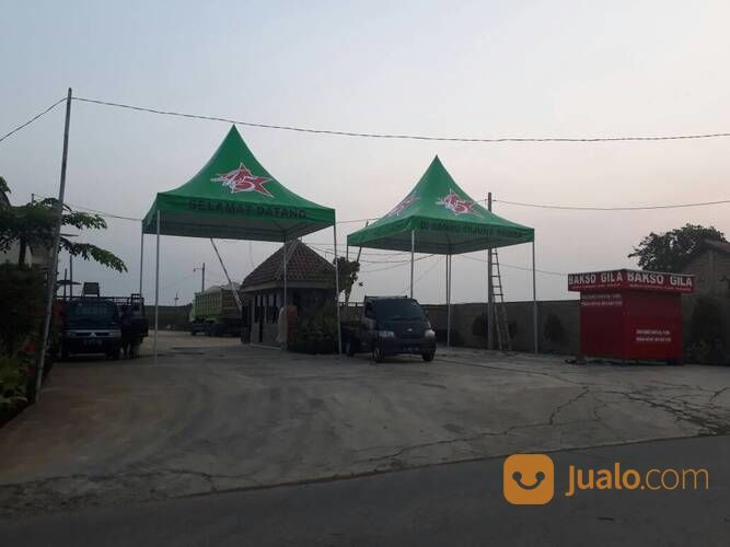 TENDA KERUCUT UNTUK EVENT ATAU BAZAR (30000694) di Kota Tangerang