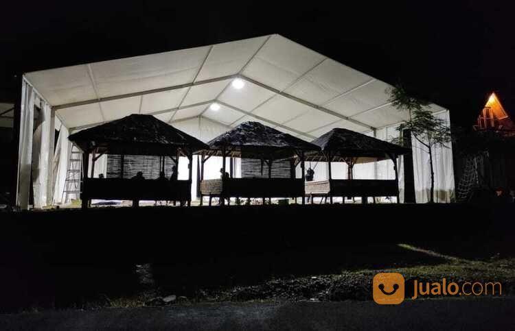 PEMBUATAN TENDA RODER VAKSINASI BENTAGAN 10 MURAH   SALATIGA (30003074) di Kab. Konawe Utara