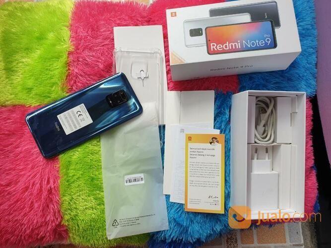 Xiaomi Redmi Note 9 Pro 8|128gb NFC (30005933) di Kota Jakarta Selatan