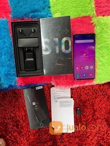 Samsung Galaxy S10 Plus 8|128GB Mulus SEIN (30006012) di Kota Jakarta Selatan