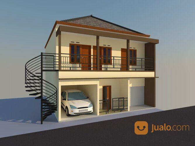 Jasa Design Rumah - Gudang - Kantor - Ruko (30023479) di Kab. Malang