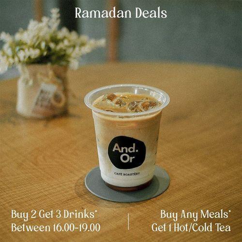 And.Or cafe roastery Ramadhan Deals (30023491) di Kota Jakarta Selatan