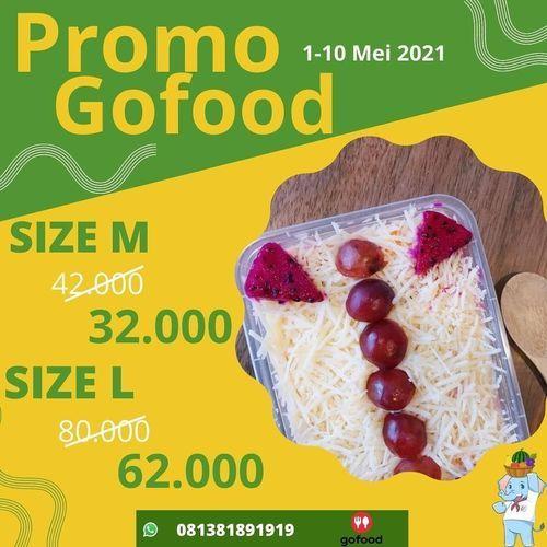 Dennis Salad Bulan baru. Promo baru (30023523) di Kota Jakarta Selatan