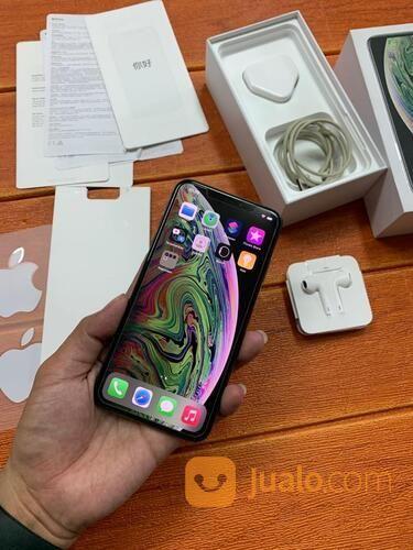 Iphone Xs Max 256gb Fullset (30033953) di Kota Jakarta Selatan