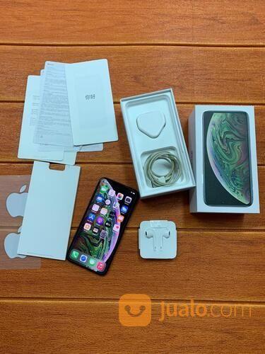 Iphone Xs Max 256gb Fullset (30033954) di Kota Jakarta Selatan