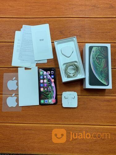 Iphone Xs Max 256gb Fullset (30033958) di Kota Jakarta Selatan