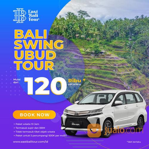PAKET TOUR UBUD MURAH - BALI SWING (30042074) di Kab. Gianyar