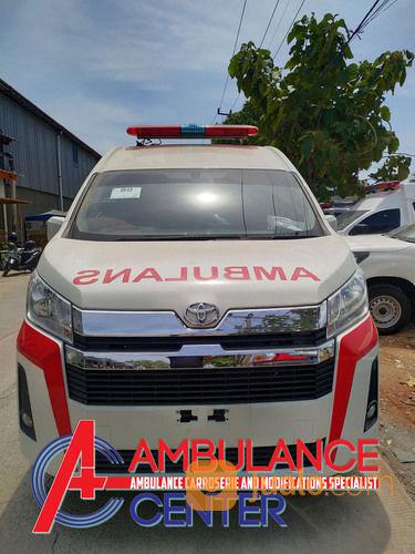 Karoseri Ambulance Toyota Hiace Premio (30042786) di Kab. Bekasi
