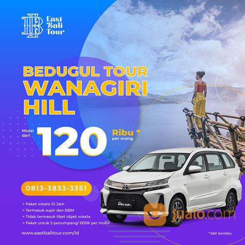 TOUR BALI SEHARI PENUH - WANAGIRI HILL - BEDUGUL (30047778) di Kab. Badung