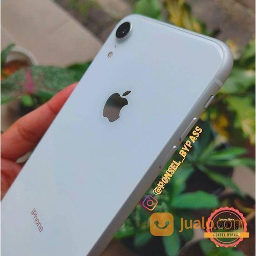 Second IPhone XR 128Gb White (30049408) di Kota Jakarta Pusat