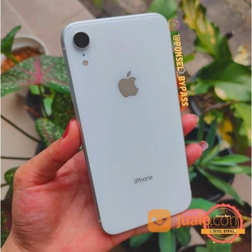 Second IPhone XR 128Gb White (30049409) di Kota Jakarta Pusat