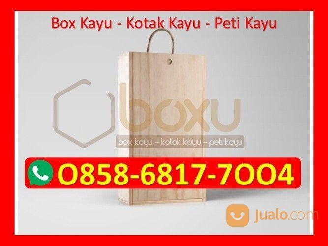 O858-68I7-7OO4 Harga Kotak Kayu Kaca Jogja (30051048) di Kota Magelang