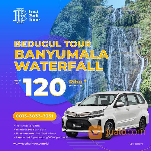 PAKET TOUR HARIAN - BANYUMALA WATERFALL BEDUGUL BALI (30051438) di Kab. Badung