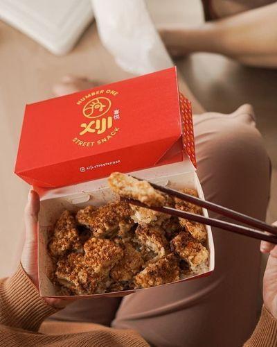 Xiji.Street Snack Nikmati juga Discount 35% di GrabFood (30053485) di Kota Jakarta Selatan