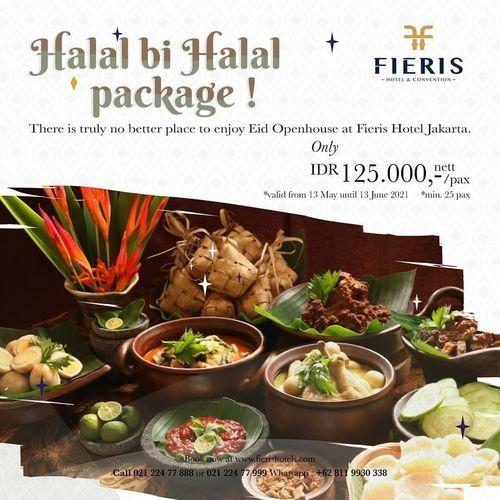 Fieris Hotel Rawamangun Halal Bihalal Package ! (30054156) di Kota Jakarta Timur