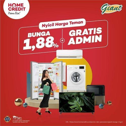 Giant - Home Credit lagi ada promo spesial lho.. (30054247) di Kota Jakarta Selatan
