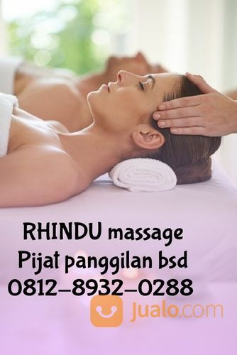 Pijat Panggilan Bsd Rhindu (30059498) di Kota Tangerang Selatan