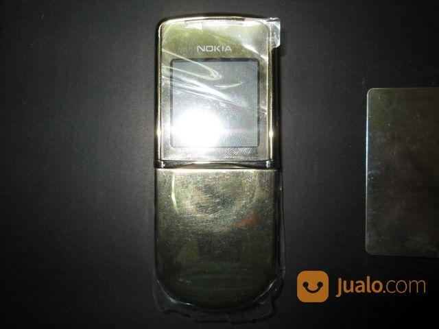 Hape Jadul Nokia 8800 Sirocco Masterpiece Seken Mulus Kolektor Item (30065265) di Kota Jakarta Pusat