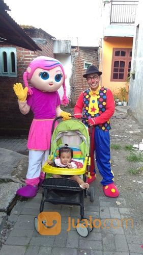Badut MC Dan Badut Karakter Lucu (30065316) di Kab. Sidoarjo