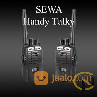 Sewa Handy Talky 082192910376 (30067293) di Kota Medan