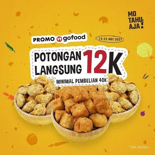 Mo Tahu Aja Potongan Langsung 12 K (30069228) di Kota Jakarta Selatan