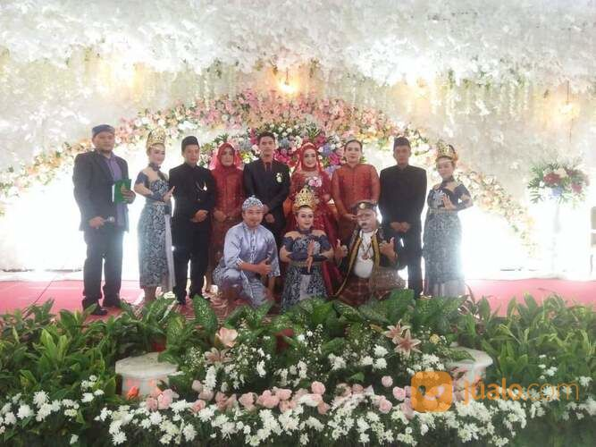 Jasa MC AKAD NIKAH Dan MC ADAT SUNDA (30069420) di Kab. Bogor